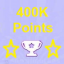 400,000 Points