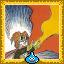 Thou art on fire!