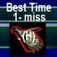 Marine Fortress Best Time (hard - 1 miss)