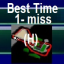 Twilight City Best Time (hard - 1 miss)