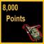 Marine Fortress 8,000 (no pause)