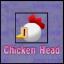 Chicken Head (custom)
