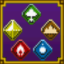 Elemental Diversity [m]