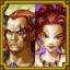 Lord Taurus and Lady Tessen [m]