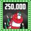 Quarter Million Club!