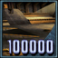 Get 100,000 in Warehouse (Any Character)