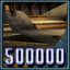Get 500,000 in Warehouse (Any Character)