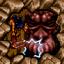 Forest Dragon Boss (Club & Damageless)