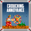Crouching Annoyance