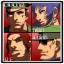 The Official KOF 2001: Ikari Assassins Team