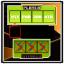 Cross Slot's I - 4x0