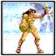 Golden Warrior Athena