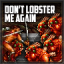 Badge: Don't Lobster Me Again (Roy)