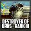 Destroyer of Urns: Rank III