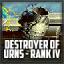Destroyer of Urns: Rank IV