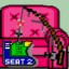 Couch Fish Ticket