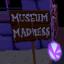 Museum Madness - Purple Token