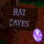 Bat Caves - Purple Token