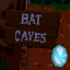 Bat Caves - Aqua Token