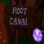 Root Canal - Purple Token