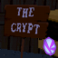 The Crypt - Purple Token