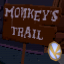 Monkey's Trail - Gold Token