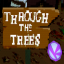 Through the Trees - Purple Token