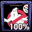 Ghostbusters 100%