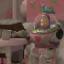 Buzz Lightyear Puzzle