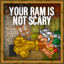 Your Ram Is Not Scary