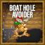 Boat Hole Avoider