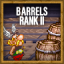 Barrel Mastery: Rank II