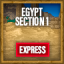 Egypt: Section 1 (Express)