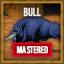 Mastered: Bull
