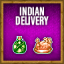 Dogmatix Indian Delivery