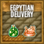 Dogmatix Egyptian Delivery
