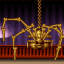 Giant Metal Spider - Boss