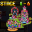 Amusement World - Levels 1 to 6