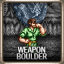 Weapons: Boulder