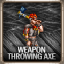 Weapons: Throwing Axe