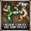 I Believe I Can.. Jump Attack! (Rank I)