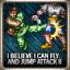 I Believe I Can.. Jump Attack! (Rank II)