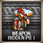 Weapons: Hidden Pie I