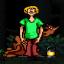 Spooky Swamp - Lantern