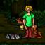 Spooky Swamp - Sinister Mask