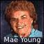 When David killed Goliath, Mae Young called the cops.