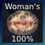 Undisputed Women's Champion!