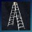 Ladder match of the century.