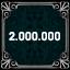 2 Million Points