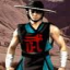 Kung Lao,  Finish Him!